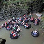 Cave Tubing Kalisuci, Berpetualang Menyusuri Sungai Bawah Tanah