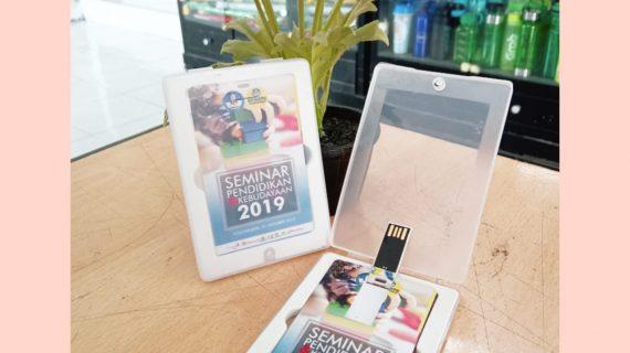 Kelebihan Flashdisk Kartu Jogja Untuk Media Promosi Perusahaan